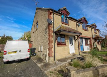 Thumbnail 2 bed end terrace house for sale in Trellech Court, Yeovil