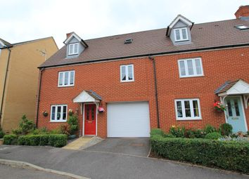 Thumbnail 4 bed town house for sale in Snowdonia Way, Stevenage