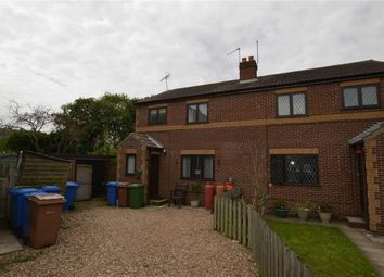 Thumbnail 3 bed semi-detached house for sale in Castle Park, Aldbrough, East Yorkshire