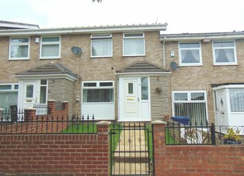 Thumbnail 3 bed link-detached house for sale in Bruce Close, Westerhope, Newcastle Upon Tyne