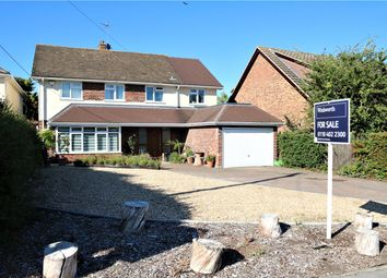 Hyde End Road, Spencers Wood, Reading, Berkshire RG7. 4 bed detached house
