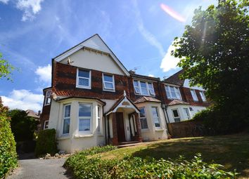 Thumbnail 4 bed flat for sale in Upperton Road, Eastbourne