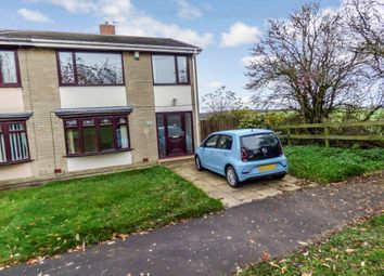 3 bed semi-detached house for sale in Gore Hill Estate, Thornley, Durham DH6