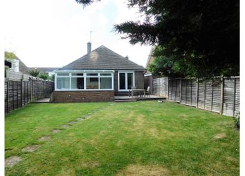 Thumbnail 3 bed detached bungalow for sale in Walnut Walk, Polegate