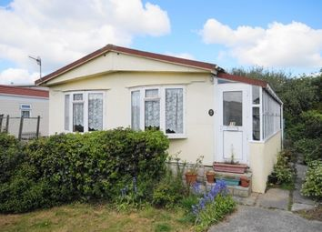 Thumbnail 2 bed detached house for sale in Rowlands Caravan Park, Putton Lane, Chickerell, Weymouth