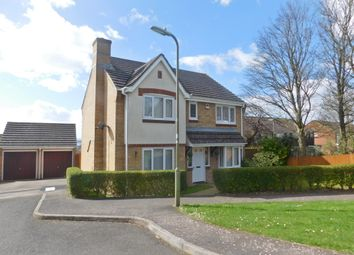Thumbnail 4 bedroom detached house for sale in Caer Peris View, Fareham