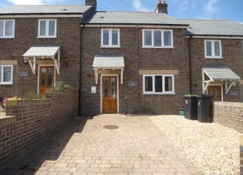 Thumbnail 3 bed terraced house for sale in Alington Road, Dorchester