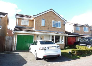 Thumbnail 4 bed property to rent in Limefields Way, Wootton, Northampton