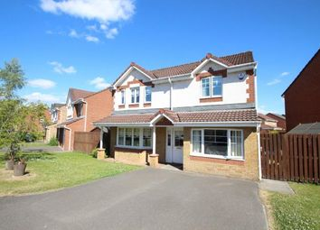 Thumbnail 4 bed detached house for sale in Miller Drive, Bishopbriggs, Glasgow, East Dunbartonshire