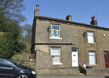 Thumbnail 2 bed cottage for sale in Holdsworth Road, Holmfield, Halifax