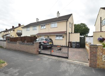 Thumbnail 3 bedroom semi-detached house for sale in Tukes Avenue, Gosport