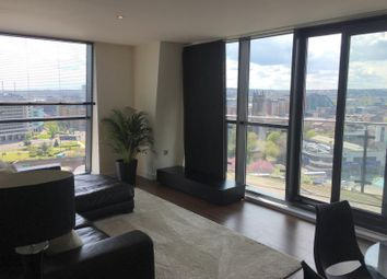 Thumbnail 2 bed flat for sale in St. Peters Place, Leeds