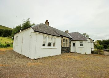 Thumbnail 2 bed semi-detached house to rent in Kilbucho, Biggar