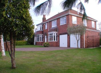Thumbnail 5 bed detached house for sale in Spring Lane, Sprotbrough, Doncaster