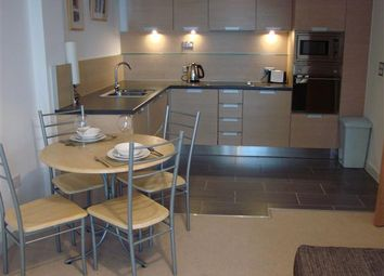 Thumbnail 2 bedroom flat for sale in Barton Place, Green Quarter, Manchester
