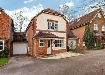 Thumbnail 3 bed link-detached house for sale in Buttercup Close, Wokingham, Berkshire
