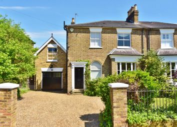 Thumbnail 5 bed semi-detached house for sale in Nightingale Road, Hampton