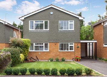 Thumbnail 4 bed detached house for sale in Cheviot Drive, Charvil, Reading, Berkshire