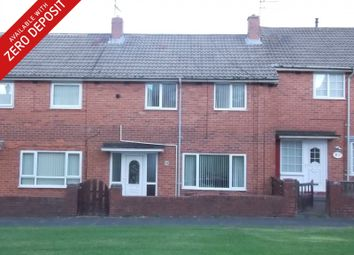 Thumbnail 2 bed terraced house to rent in Wallinfen, Gateshead