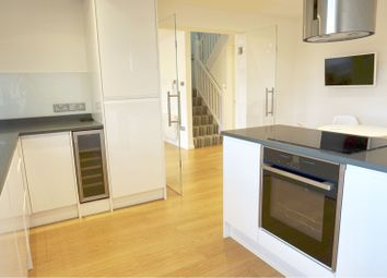 Thumbnail 3 bed flat to rent in Bourneside Crescent, London