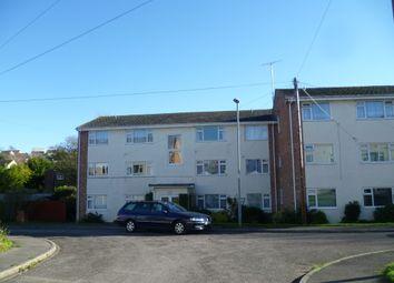 Thumbnail 2 bed flat to rent in Eadon Close, Weymouth