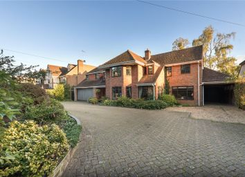 Thumbnail 5 bed detached house for sale in West End Lane, Stoke Poges, Buckinghamshire
