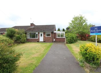 Thumbnail 2 bed bungalow to rent in Alumbrook Avenue, Holmes Chapel, Crewe