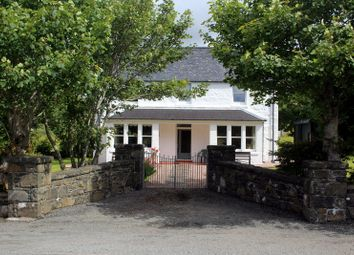 Thumbnail 5 bed detached house for sale in Millburn House, Dunvegan, Isle Of Skye