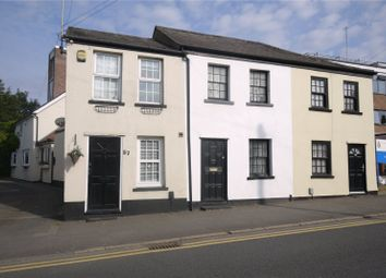 Thumbnail 2 bed end terrace house for sale in High Street, Ongar, Essex