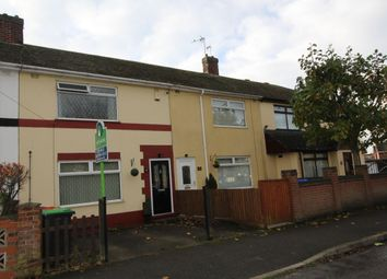 Thumbnail 2 bed terraced house for sale in Rockwood Crescent, Hucknall, Nottingham