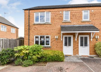 Thumbnail 3 bedroom semi-detached house for sale in Harvester Close, March