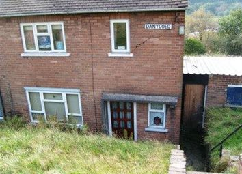 Thumbnail 2 bed property to rent in Danycoed, Ystrad, Pentre