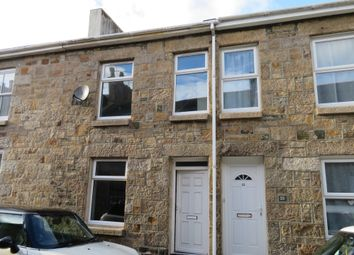 Thumbnail 3 bed terraced house for sale in Gwavas Street, Penzance