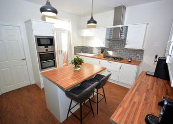 Albert Street, Bignall End, Stoke-On-Trent ST7. 3 bed terraced house for sale
