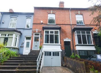 Thumbnail 3 bed terraced house for sale in Avenue Road, Kings Heath, Birmingham, West Midlands