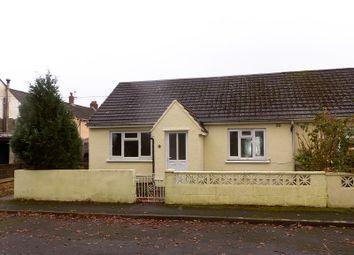 Thumbnail 3 bed semi-detached bungalow for sale in Ger Y Llan, Llanarthney, Carmarthen, Carmarthenshire.