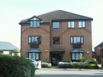 Thumbnail 1 bedroom flat to rent in Bowls Court, Chapelfields, Coventry