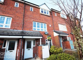 Thumbnail 4 bedroom town house to rent in Evergreen Avenue, Horwich, Bolton, Lancashire.