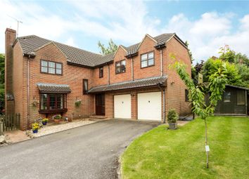 Thumbnail 5 bedroom detached house for sale in Manor View, Chiseldon, Swindon, Wiltshire