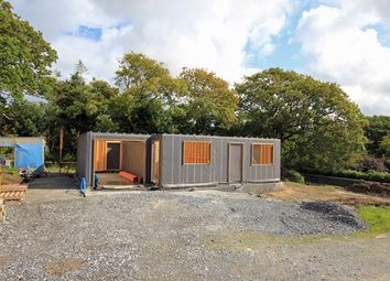 Thumbnail 2 bed detached bungalow for sale in Plot 3 Hir Aros, Heol Mansant, Pontyates, Carmarthenshire