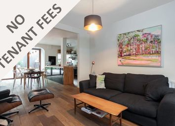 Thumbnail 4 bed terraced house to rent in Bushey Hill Road, London