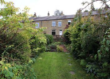 Thumbnail 3 bed terraced house for sale in Garden Terrace, Denby Dale, Huddersfield