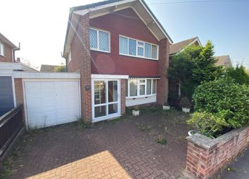 Thumbnail 3 bed detached house for sale in Heather Road, Great Barr, Birmingham