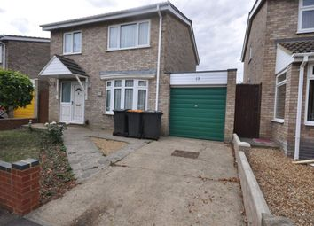 Thumbnail 3 bed detached house to rent in Moriston Road, Bedford