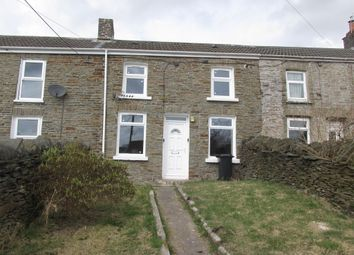 Thumbnail Terraced house for sale in Upper High Street, Bedlinog, Treharris