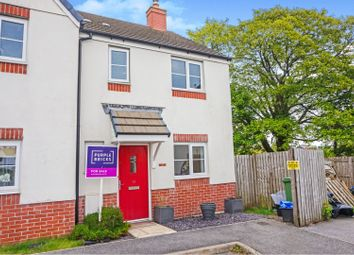 Thumbnail 3 bed semi-detached house for sale in Cookworthy Close, St. Austell