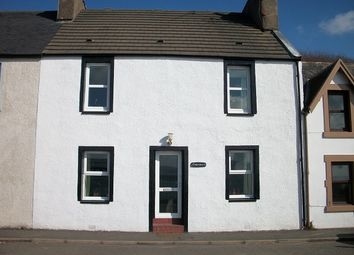 Thumbnail 2 bed terraced house for sale in Cairnryan, Stranraer