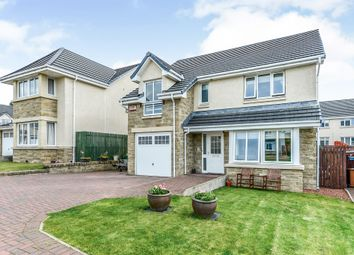 Thumbnail 4 bed detached house for sale in Glen Artney Road, Dumbarton