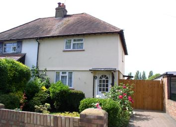 Thumbnail 2 bed semi-detached house to rent in Molesey Road, Hersham, Walton-On-Thames