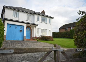 Thumbnail 4 bed detached house for sale in Clarach Road, Borth